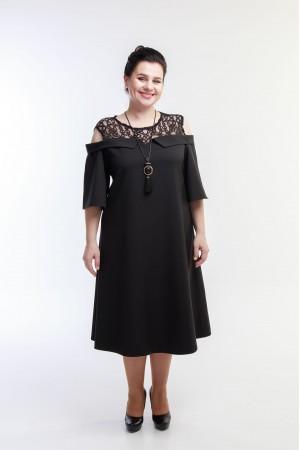 Платье 1059 черное