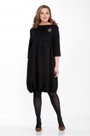 Платье 1095 черный
