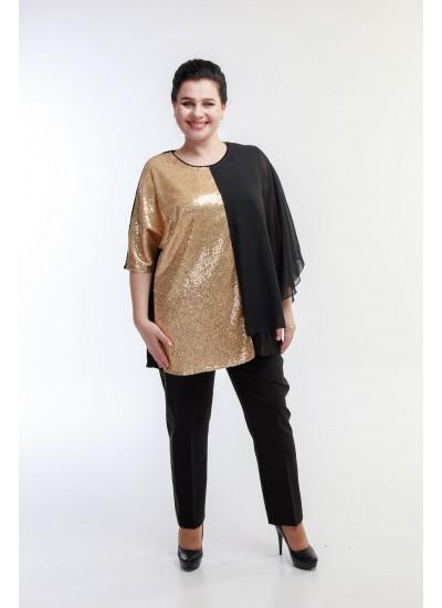 Блузка нарядная 5016