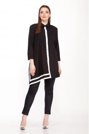 Блузка 5061 черная
